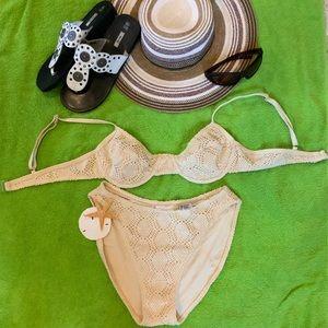 Women's bikini, bathing suit,swimwear.
